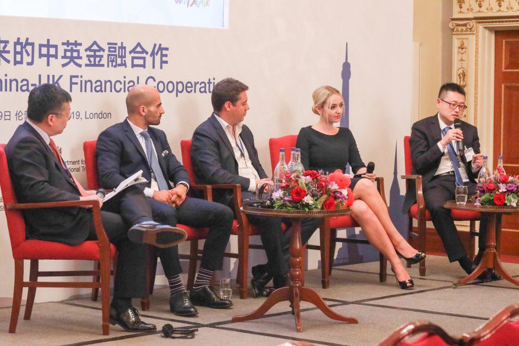 拍拍贷顾鸣受邀参加中欧欧洲论坛 共促中英金融科技发展